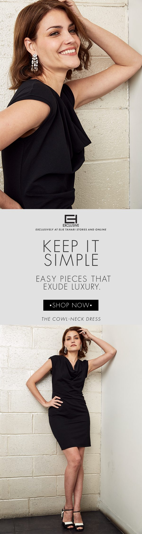Mordern Minilalism - Easy Pieces that exude luxury