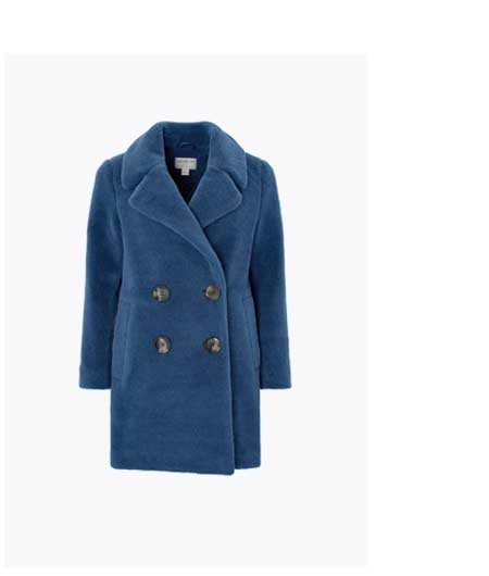 TAYLOR TEDDY COAT