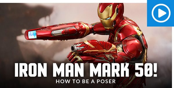 Iron Mark 50! How to be a Poser
