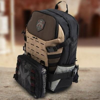 Warriors of Mandalore Backpack Apparel by Heroes & Villains