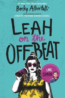BOOK   Leah on the Offbeat by Becky Albertalli