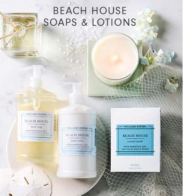 BEACH HOUSE SOAPS & LOTIONS