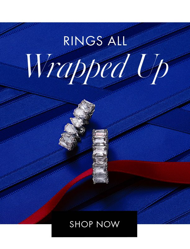 Rings all wrapped up