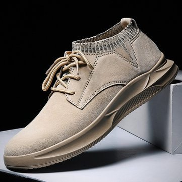 Comfy Leather Shoes
