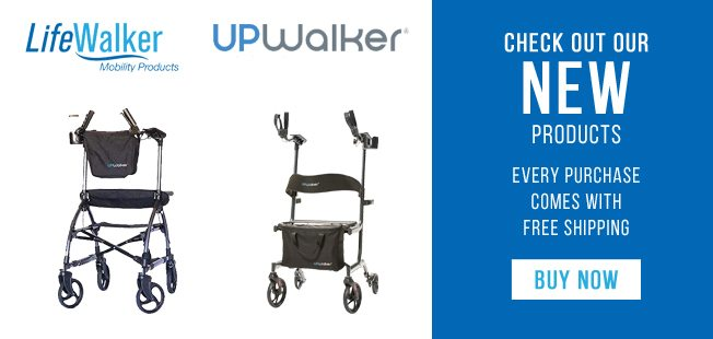 NEW! LifeWalker Mobility Products - Free Shipping!