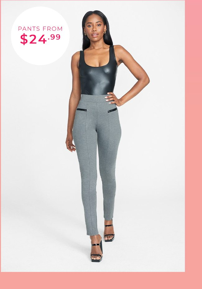 Pants from $24.99