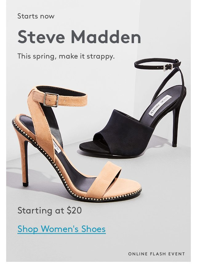 9031ba2d2f35 The Steve Madden Event Starts Now Nordstrom Rack Email Archive