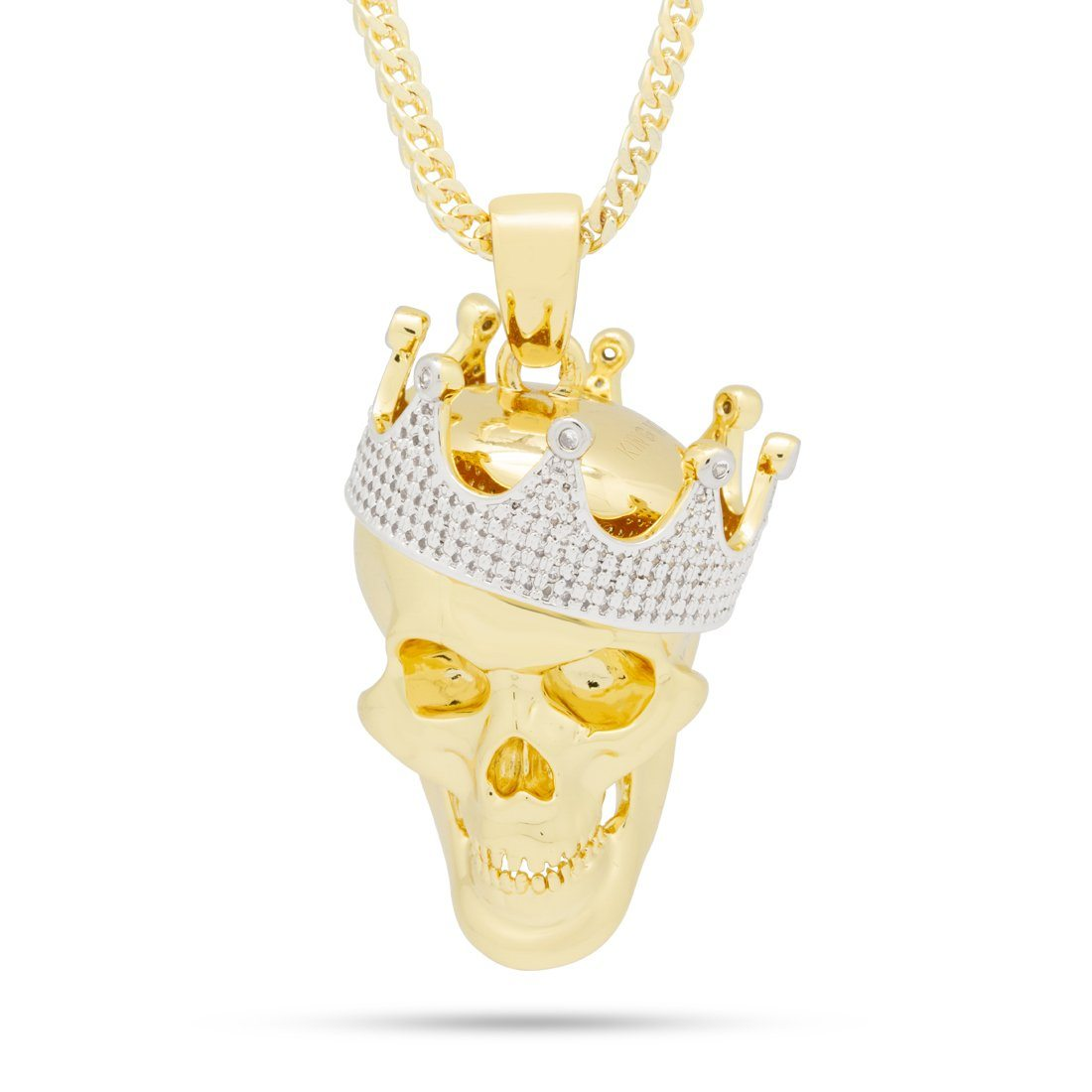 The Skull King Necklace