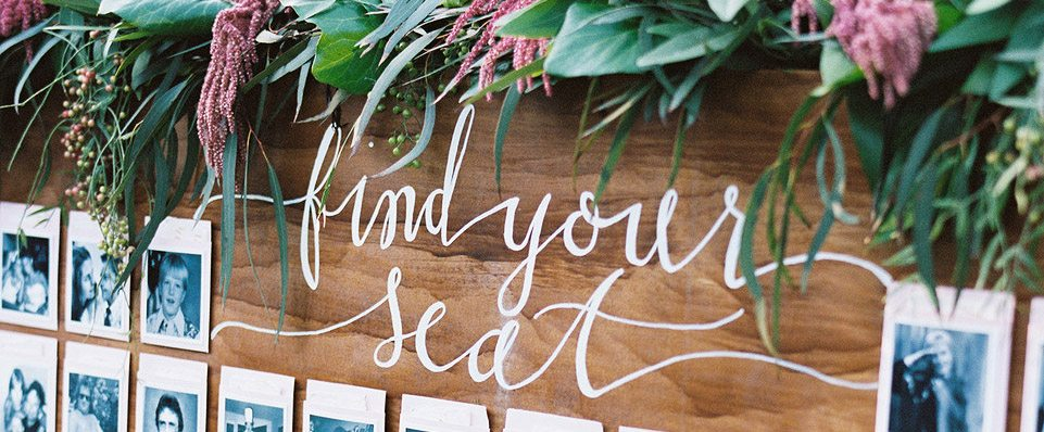 33 Personalized Wedding Ideas You Ll Want To Copy Martha Stewart Email Archive