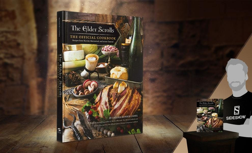 The Elder Scrolls: The Official Cookbook (Insight Editions)