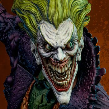 The Joker Gotham City Nightmare