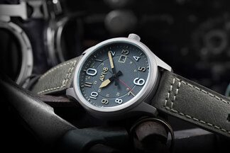 Classic Aviation Inspired Watches