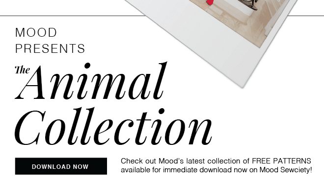 DOWNLOAD THE NEW ANIMAL COLLECTION OF FREE PATTERNS