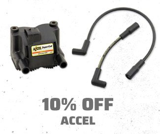 10% off Accel