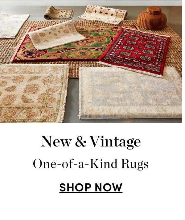 One-of-a-Kind Rugs
