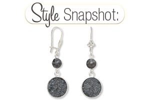 Style Snapshot: Stone Grey Color