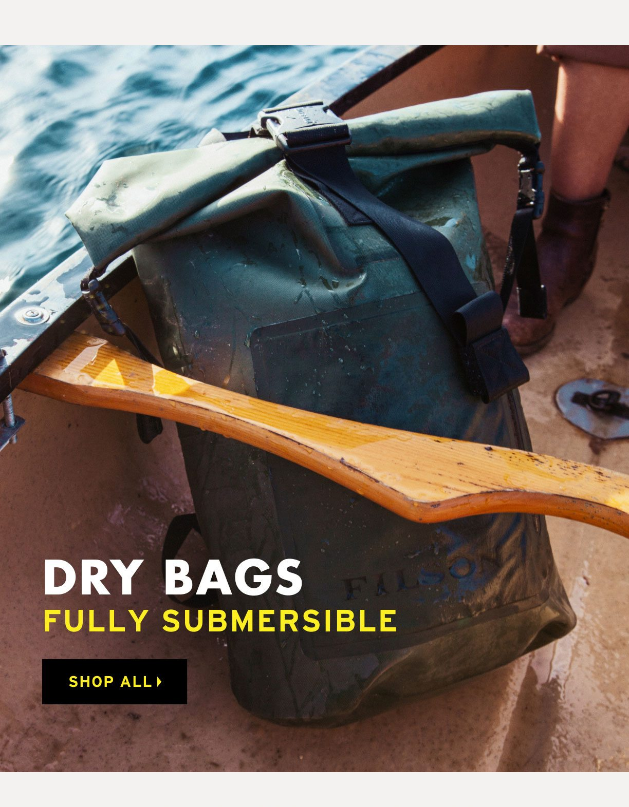 SHOP DRY BAGS