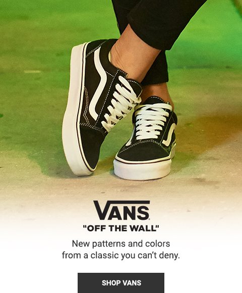 57d4c35a3 Fresh looks from Vans let you do you. - Lady Foot Locker Email Archive