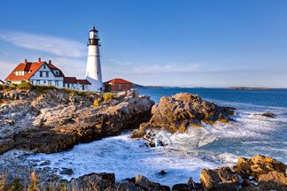 Discover Maine on Two Wheels