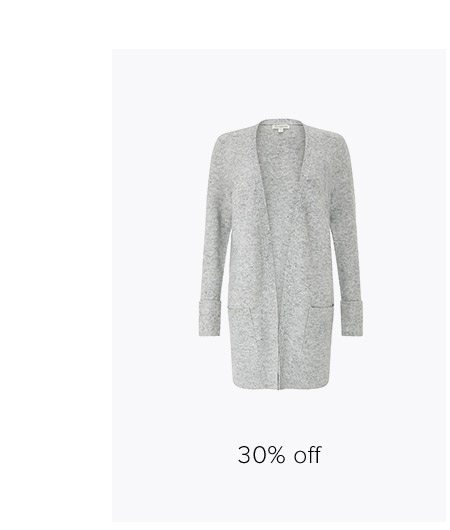 PERRIE STITCHY CARDIGAN