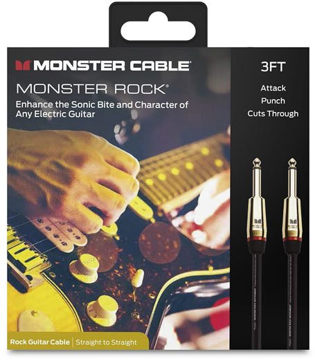 Monster Cable: Back at zZounds!