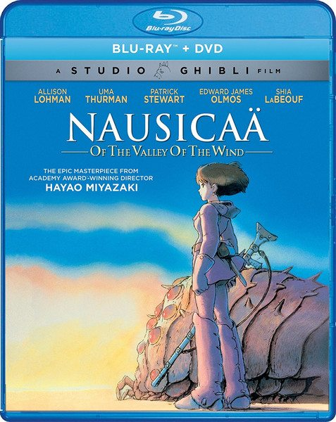Nausicaa of the Valley of the Wind Blu-ray/DVD