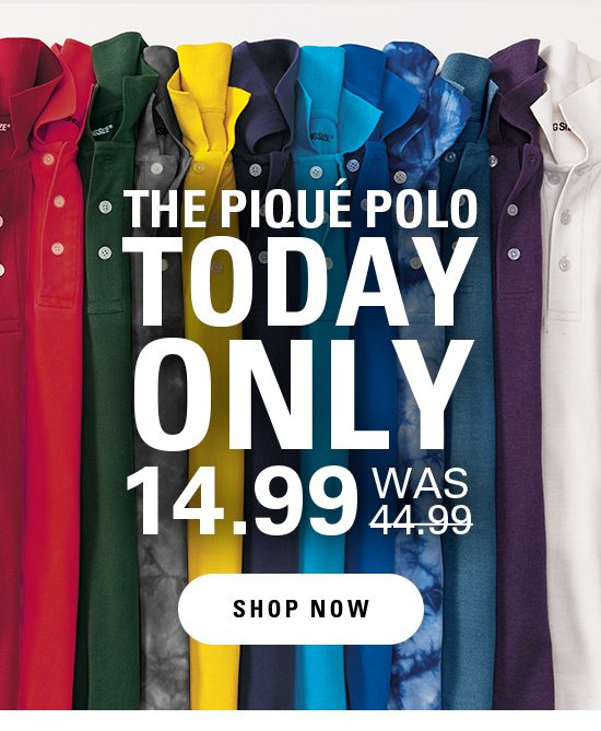 Today Only 14.99