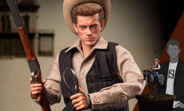 NOW AVAILABLE James Dean (Cowboy Deluxe Version) Sixth Scale Figure by Star Ace Toys Ltd.