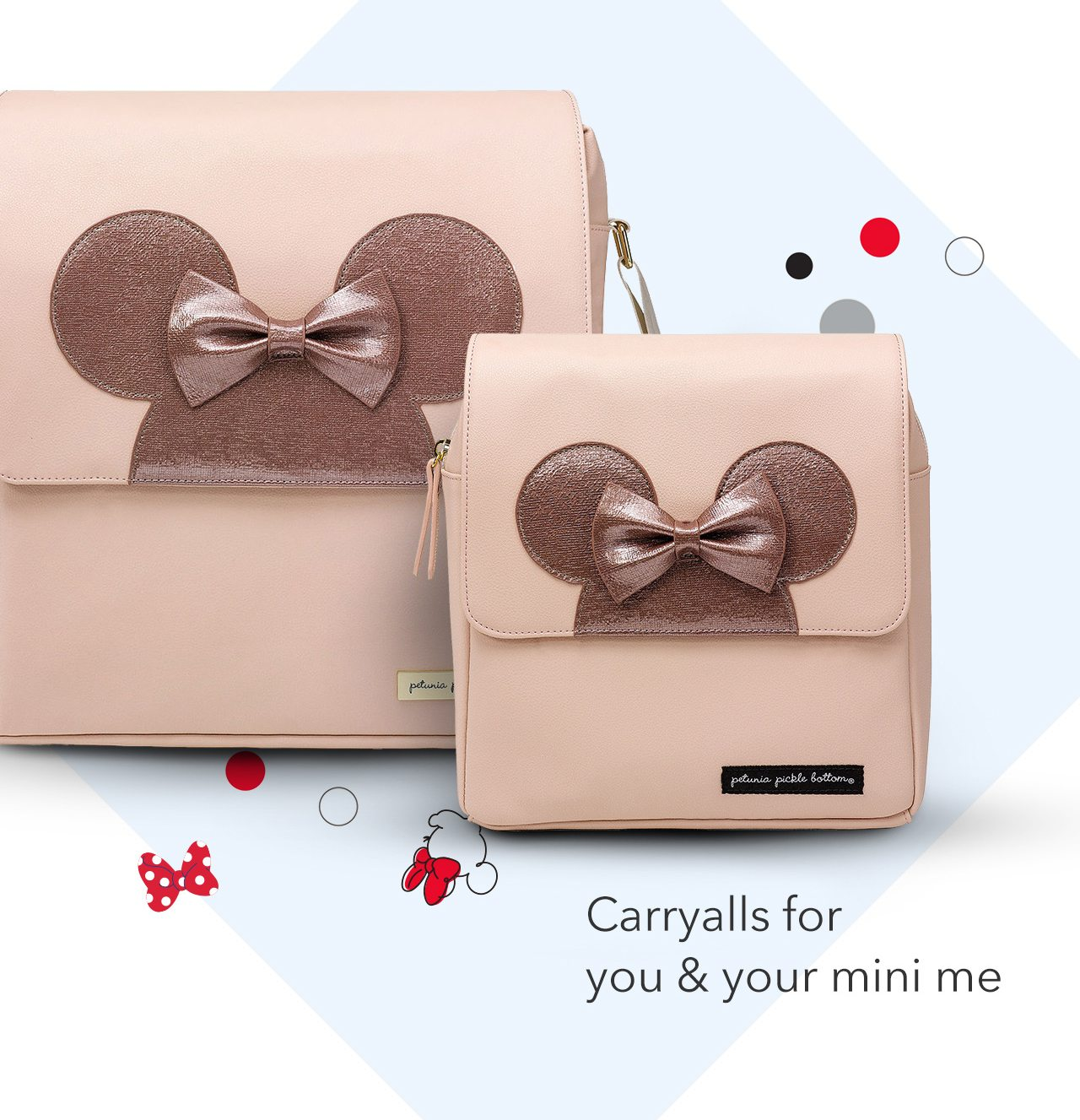 Carryall for you & your mini me