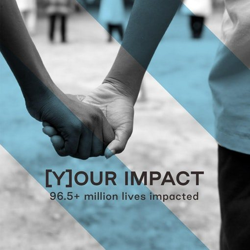 Y[OUR] Impact: TOMS 2019 Global Impact Report