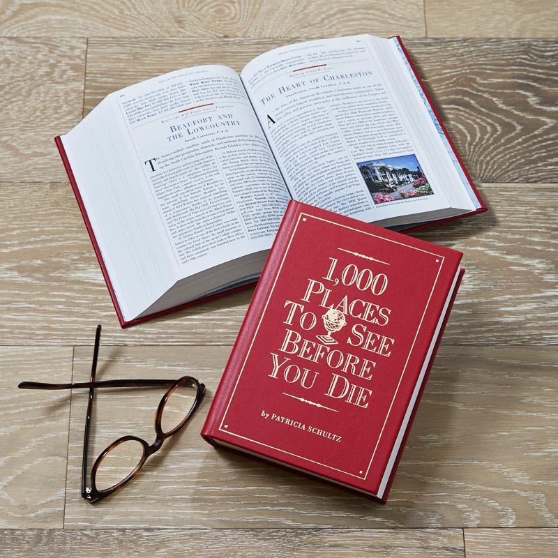 1,000 Place to See Before You Die Book
