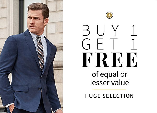 Buy 1 Get 1 Free - Huge Selection