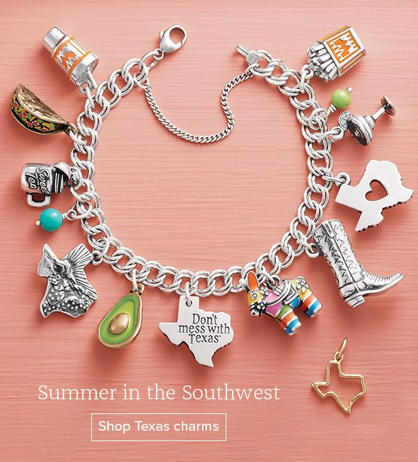 Summer in the Southwest - Shop Texas charms
