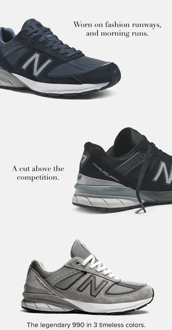 hot sales cd246 f5e5e Not All Shoes Are Created Equal - New Balance Email Archive