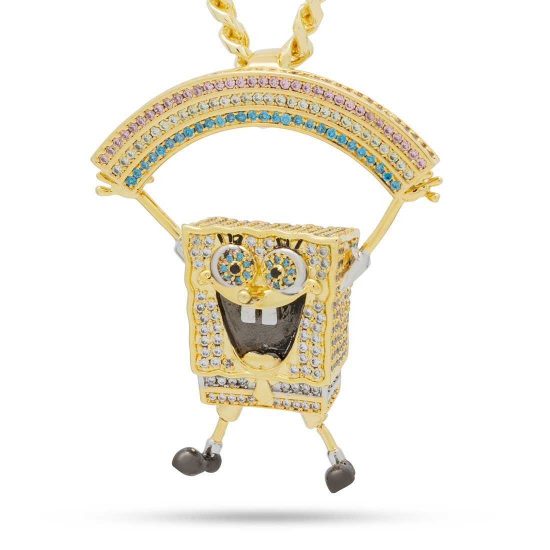 Image of SpongeBob x King Ice - The Imagination Necklace
