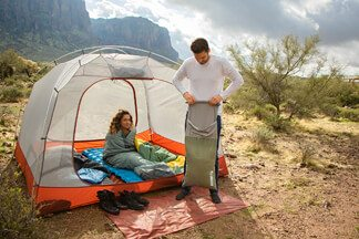 Camp Pads, Tents & More