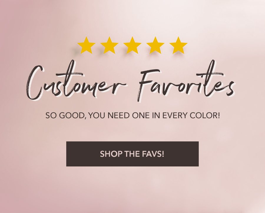 shop cutomer faves