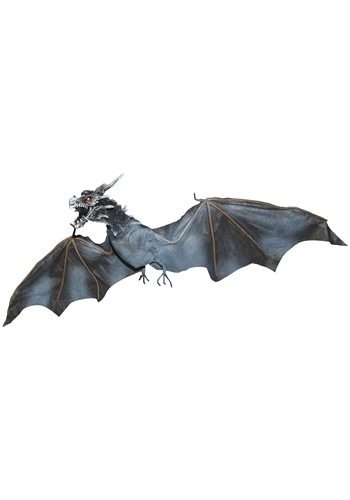 Animated Flying Dragon Prop