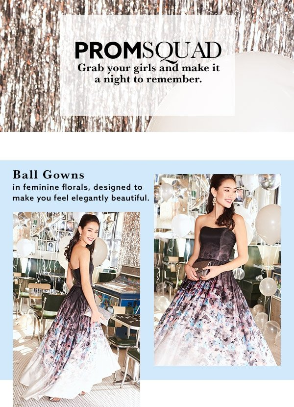 740c47fff7b1 Prom Style: Ball gowns, short dresses & more - Lord & Taylor Email ...
