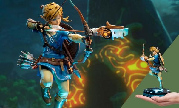 Link (Collector's Edition) Statue by First 4 Figures