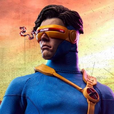 Cyclops Sixth Scale Figure – EXCLUSIVE