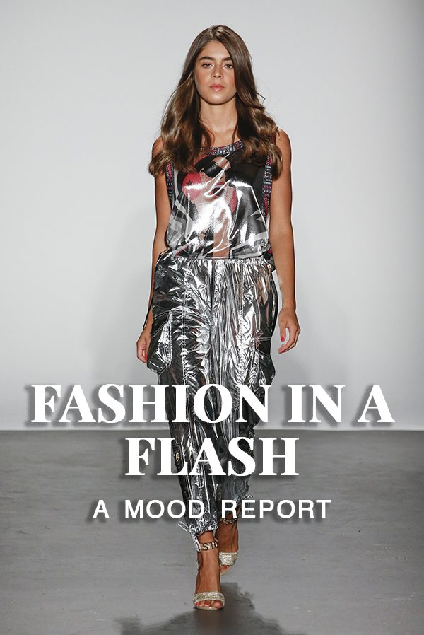 REFLECTIVE FASHION TREND REPORT