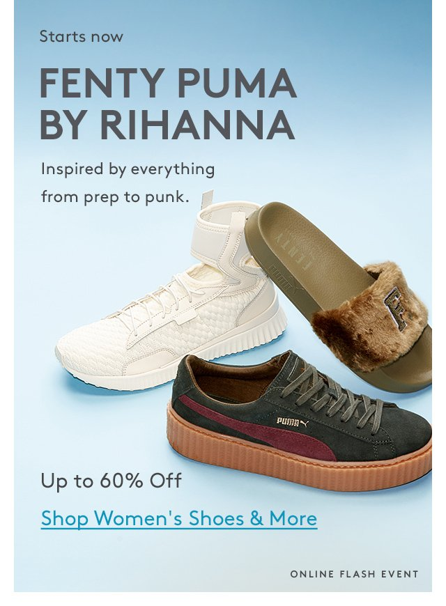 quality design 761a1 47012 The FENTY PUMA BY RIHANNA Event: Up to 60% Off - Nordstrom ...