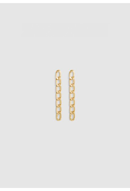 Lexi Gold Plated Earrings