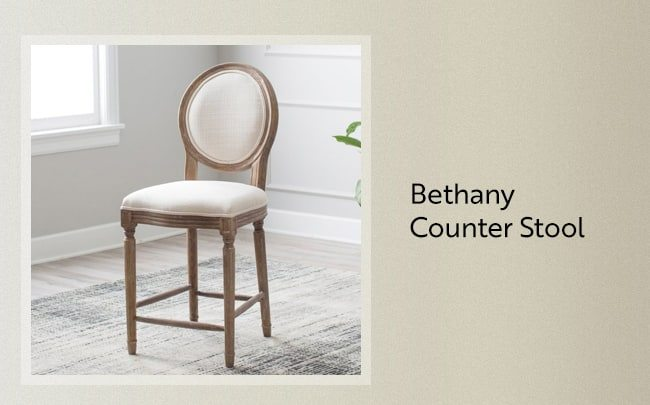 Bethany Counter Stool