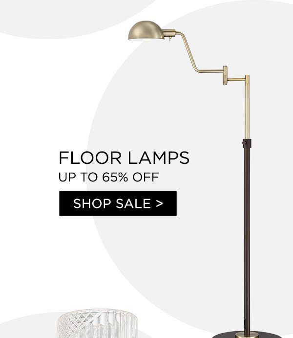 Floor Lamps - Up To 65% Off - Shop Sale >