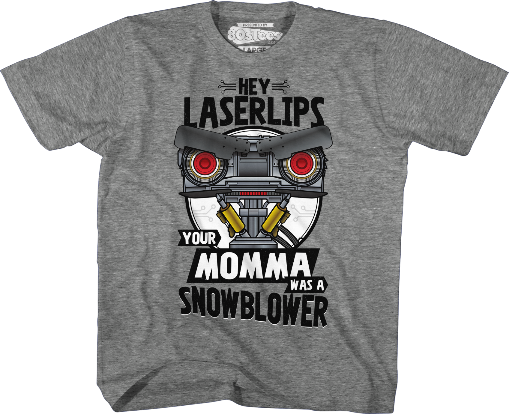 Youth Your Momma Was A Snowblower Short Circuit Shirt