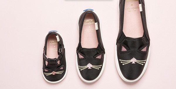 de00a5bb1e09 kate spade new york cat shoes for kids! - Keds Email Archive