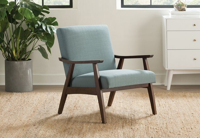 Mid-Century Accent Chairs