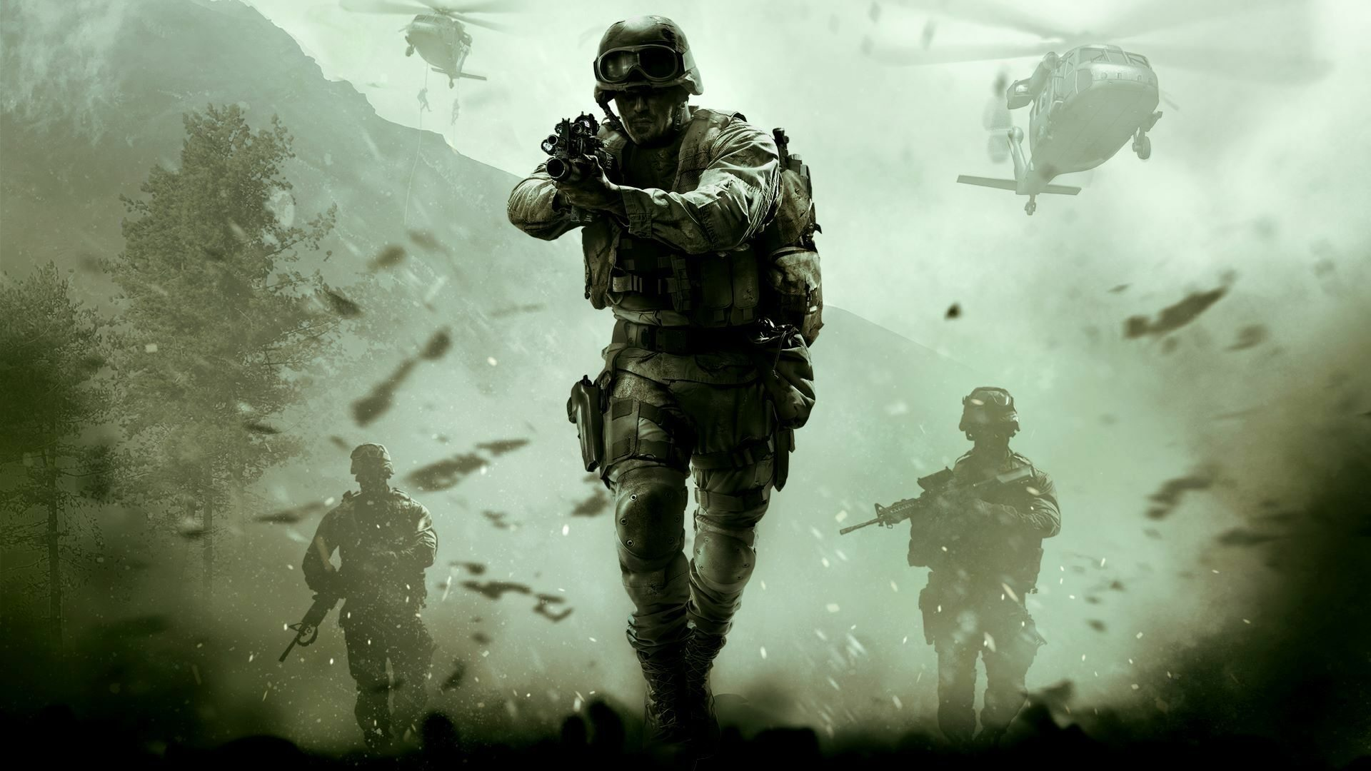Call of Duty Characters
